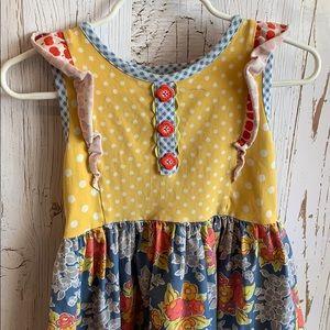Matilda Jane Apples Dress